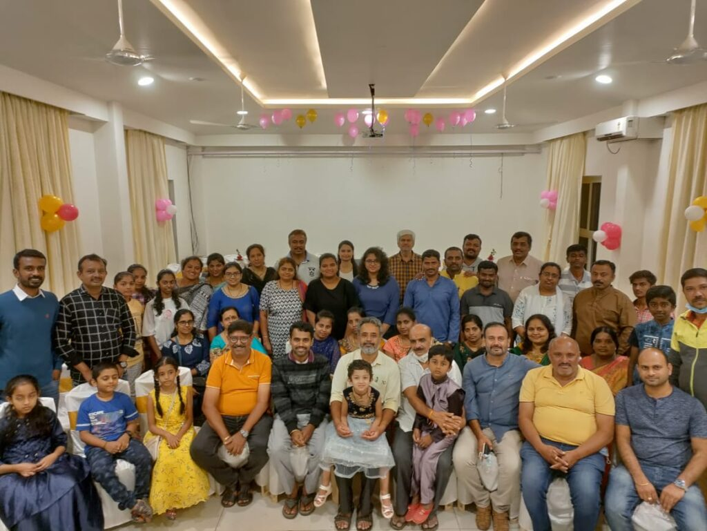 Ananya Family Get together